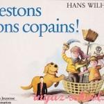 Le premier Noël de Bonbon и Restons bons copains — лучшие книги для детей на французском
