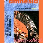 """Что случилось в Сантандере? Читайте """"Amnesia"""" —  увлекательный детектив, для изучающих испанский язык"""