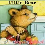 Популярная книга на английском для детей «Little Bear»