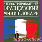 Иллюстрированный французский мини-словарь: смотрите и запоминайте