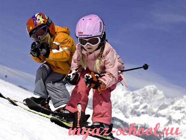 kids snowboard