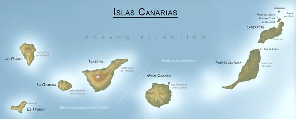 канарские-острова-карта-
