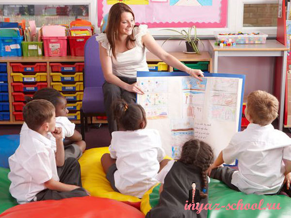 С какого возраста учить английский