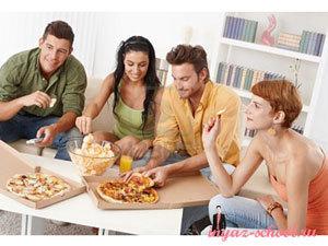 Тематические вечеринки на иностранном языке