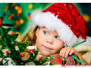 Английский для детей в картинках по теме Новый год и Рождество