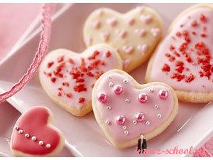 Материалы к уроку английского языка на день святого Валентина