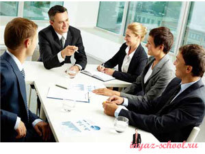 Деловые переговоры на английском языке