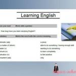 Learning English: задание для уровня Intermediate