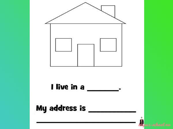 Задания в картинках по английскому языку 2 класс 16
