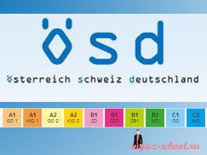 экзамен ÖSD