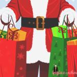 Интересные задания по английскому Christmas Shopping (Usa & UK)