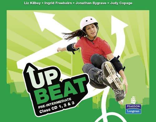 UpBeat от издательства Longman