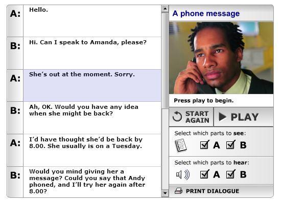 Пример интерактивного задания