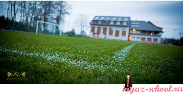 Международная Академия Футбола в Праге