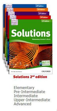 Серия учебников Solutions 2