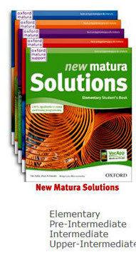 Серия учебников Solutions 3