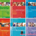 Учебник Schritte International: УМК по немецкому (А1-В1)