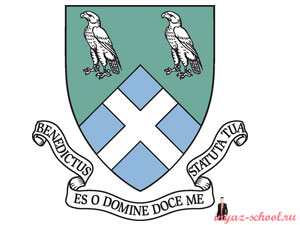 Bradfield College logo