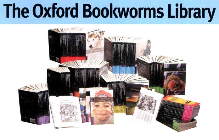 Серия книг Oxford Bookworms