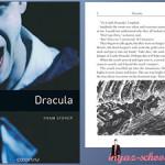 Книга Дракула на английском языке с заданиями