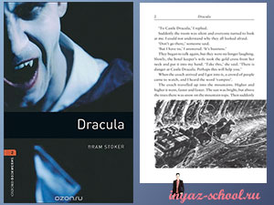 dracula oxford bookworms