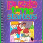 Puzzle Time for Starters — печатная тетрадь с заданиями