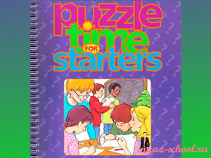 Puzzle Time for Starters